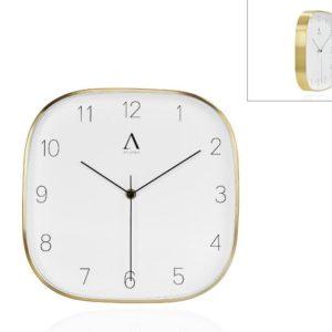 Orologio parete oro