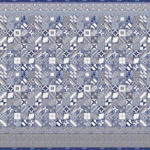 Mezzero Azulejos lino 180*280